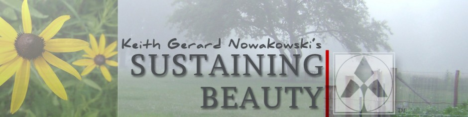 Sustaining Beauty
